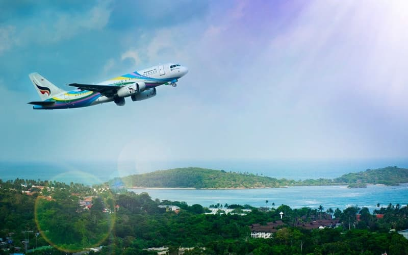 cheap air travel by booking in advance
