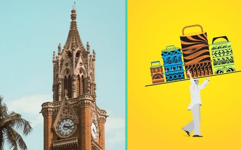 dabbawala define the spirit of city of mumbai