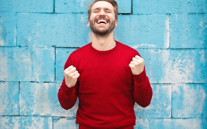 productive websites make a man happy