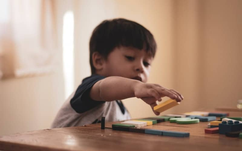 signs and symptoms of autism start as early as one year of age