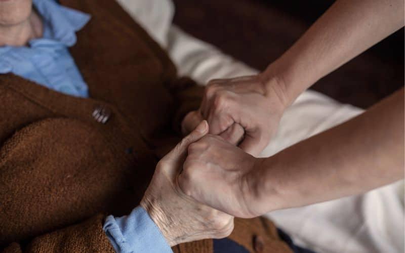 caregiving cancer patient