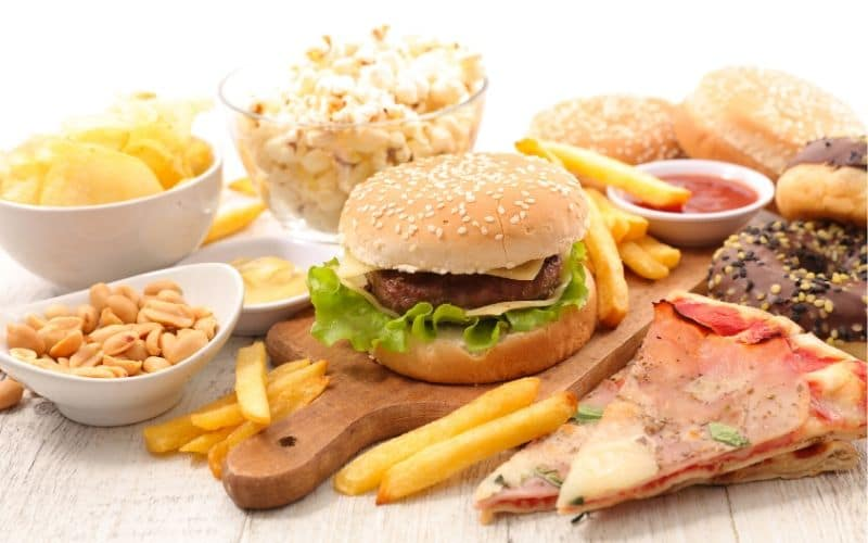 junk food childhood obesity