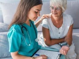 nurse care elderly