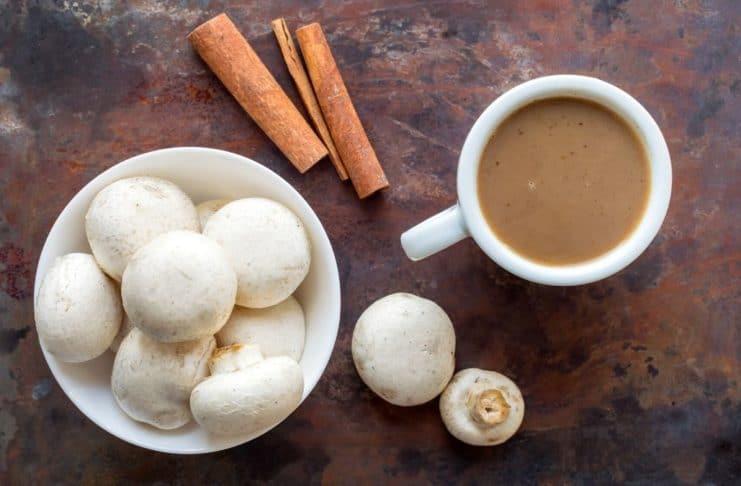 mushroom health benefits