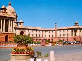 president house india