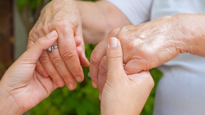 parkinson-disease-hand-holding